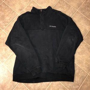 Original Columbia 3q Zip pullover